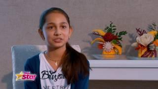 Prezentare: Andreea Cristea are 11 ani si ii place sa decoreze mancarea