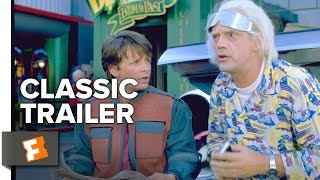 Back to the Future Part II (1989) Video