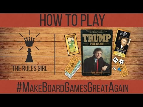 Learn to Play Trump: the Game in 3 Minutes - The Rules Girl