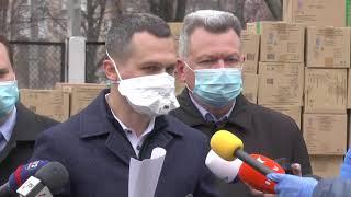 На Харківщині – по 5 тисяч експрес-тестів і ПЛР-тестів на коронавірус