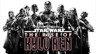 NEW KYLO REN COMIC SERIES ANNOUNCED and More Star Wars Publishing News