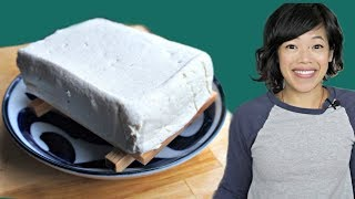 How to Make TOFU Recipe & Taste Test | Emmy's First Time