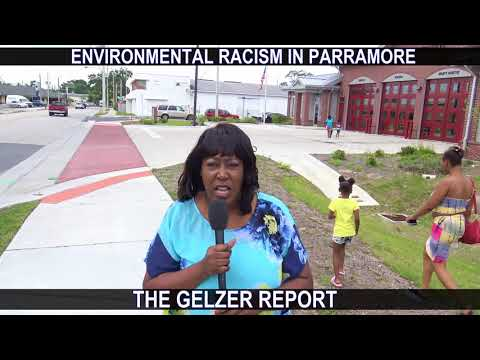 THE GELZER REPORT: Environmental Racism & Corporate Welfare In Parramore!