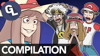 Pokemon Comic Dub Compilation 4 - GabaLeth