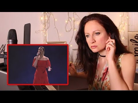 Vocal Coach REACTS to LOREN ALLRED-NEVER ENOUGH-live performance