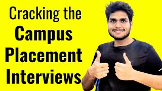 7 Tips for Campus Placement Interviews ✅ [ 2019 Batch ]