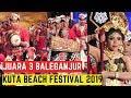 JUARA 3 LOMBA BALEGANJUR KUTA BEACH FESTIVAL 2019