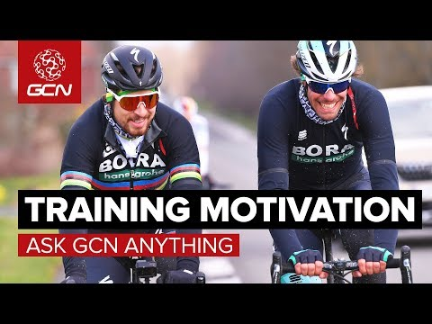 What's The Best Way To Stay Motivated While Training?   Ask GCN Anything