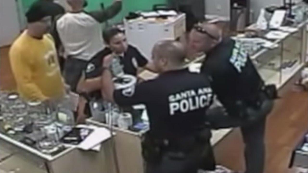 Police Raid Marijuana Shop, Then Eat Merchandise [VIDEO] thumbnail