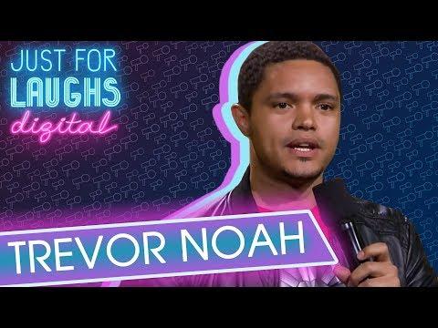 Trevor Noah Stand Up - 2013