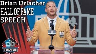 Brian Urlacher FULL Hall of Fame Speech | 2018 Pro Football Hall of Fame | NFL