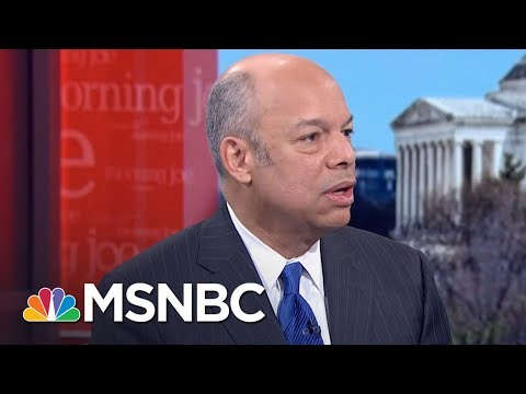 Jeh Johnson: President Donald Trump's WH Turnover Can't Be Overstated | Morning Joe | MSNBC