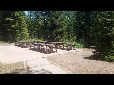 Video Of Big Creek Group Site, ID
