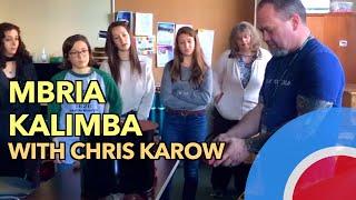 Mbira (Thumb Piano) with Christopher Karow