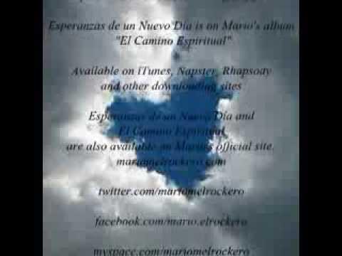 Mario M (El Rockero) - Esperanzas de un nuevo dia (Lyric video)