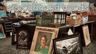 LOOK What I Bought! Flea Market Flip   Old Treasure