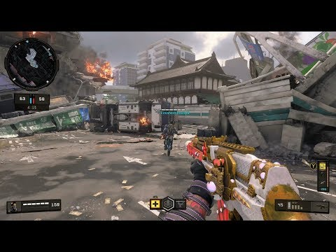 Call of Duty Black Ops 4: Team Deathmatch Gameplay (No Commentary)