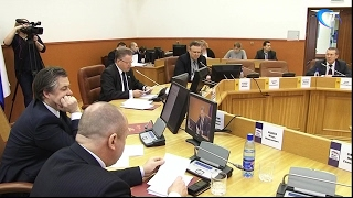 В Думе Великого Новгорода состоялось внеочередное заседание