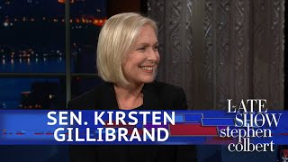 Sen. Kirsten Gillibrand: Trump