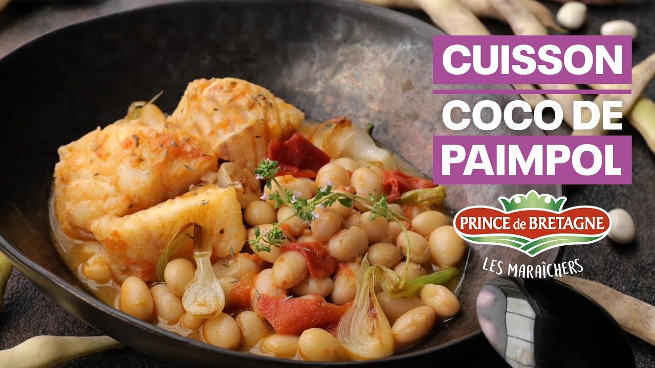 Comment préparer et cuire le coco de Paimpol ?