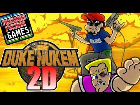 FFG: Os Jogos 2D do DukeNukem (Análise)