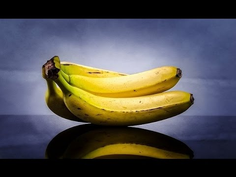 Video 6 Benefits 6 bananas. The unknown. Health and Fitness.