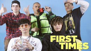 PRETTYMUCH Tells Us About Their First Times