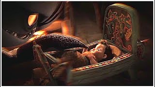 HOW TO TRAIN YOUR DRAGON 2 Baby Hiccup Scene - Truth About Dragons Animation HD