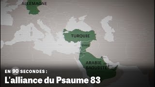 En 90 secondes : L'alliance du Psaume 83