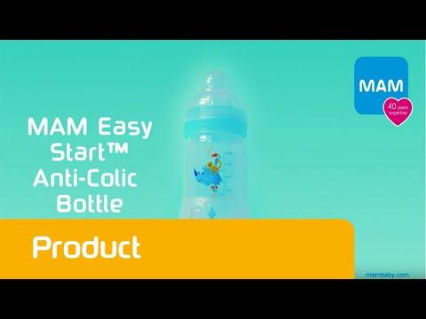 MAM Easy Start™ Anti-Colic 160ml Deep Sea - sutteflaske