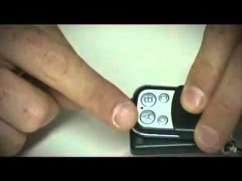 Programmare telecomando universale per cancelli