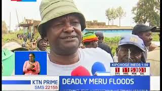 Four people killed in deadly Meru floods