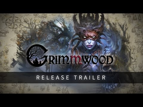 Grimmwood - Steam Release Trailer thumbnail