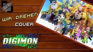 Wir Drehen Auf   Cover (Digimon 2 Opening)