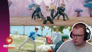 ATEEZ (에이티즈)   'ILLUSION' + 'WAVE' Official MV   REACTION!