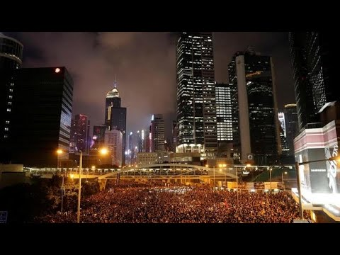 Χονγκ Κονγκ: Εκατομμύρια διαδηλωτές στους δρόμους