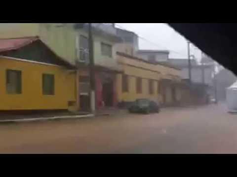 Chuva em Baldim