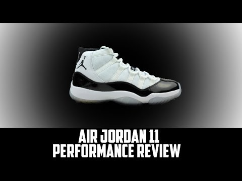 Air Jordan Project - Air Jordan XI (11) Retro Performance Review Mp3