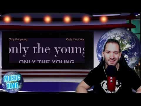 Taylor Swift - Only The Young (Featured in Miss Americana / Lyric Video) REACTION