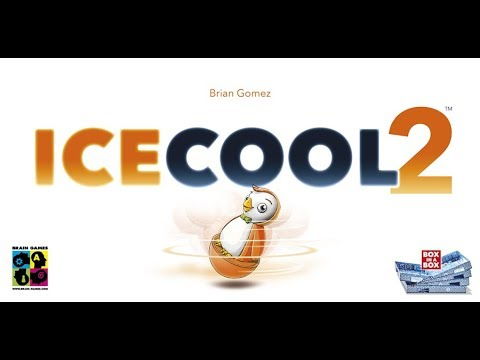 Bower's Game Corner: Icecool2 Review