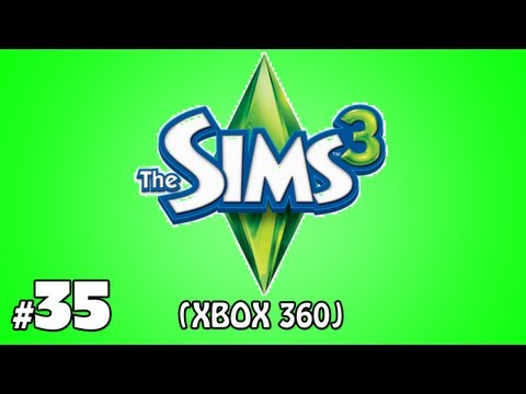 The Sims 3 [Xbox 360] - Episode 35 - HOT DOGS