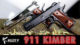 ปืนแบลงค์กัน Kuzey 911 Kimber