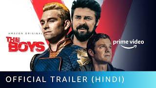 The Boys trailer 1