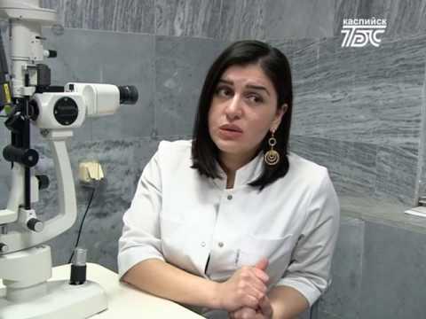 Дефекты зрения близорукость