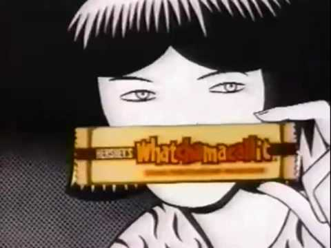 Whatchamacallit Commercial (1987) (Television Commercial)