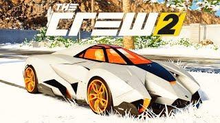 The Crew 2 Lamborghini ฟร ว ด โอออนไลน ด ท ว ออนไลน คล ป