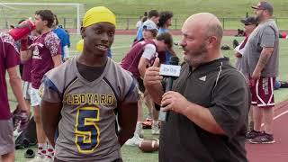 Ledyard football preview: James Green