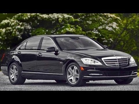 2010 Mercedes-Benz S550 Start Up and Review 5.5 L V8
