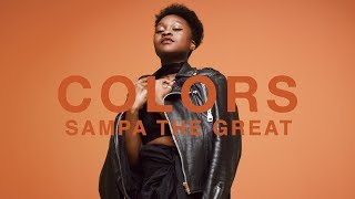 Sampa The Great   Rhymes To The East | A COLORS SHOW