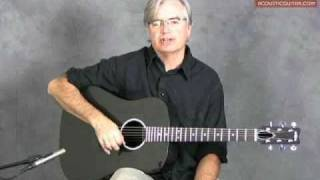 Acoustic Guitar Review - RainSong Hybrid H-DR1100N2 Review